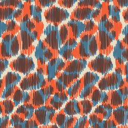 wild thing Cheetah crossover orange multi