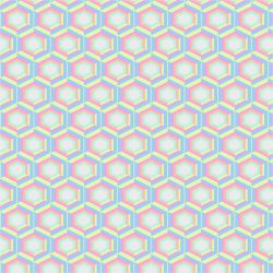 designmate hexagon pastels 1