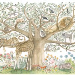 wildlife stories animal tree large