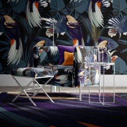 animal planet concept wallpaper upholstery and rug
