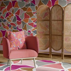 lady woodfield concept rug wallpaper upholstery