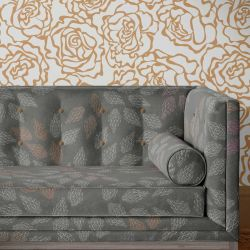 lady woodfield concept upholstery wallpaper