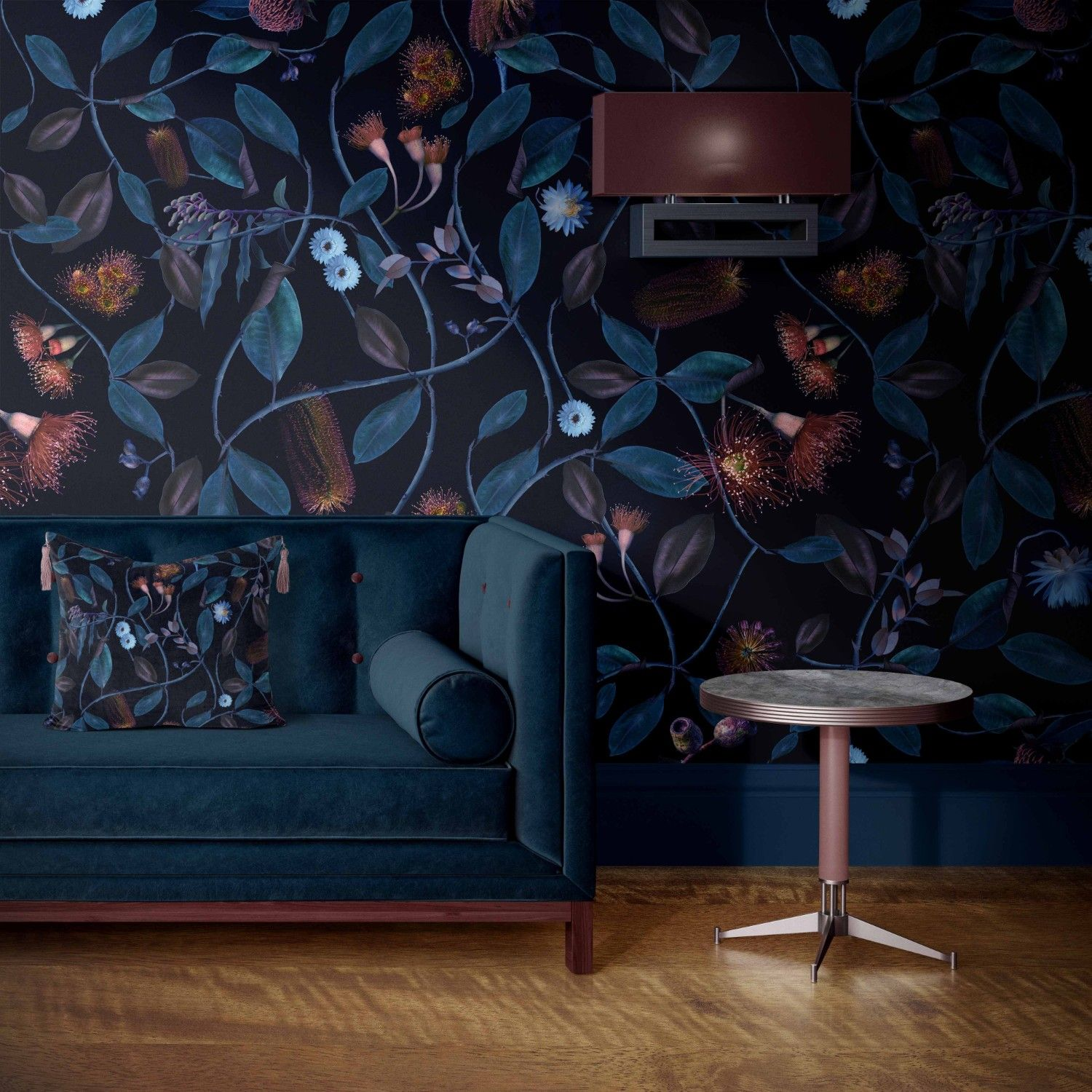 australian forests concept wallpaper upholstery
