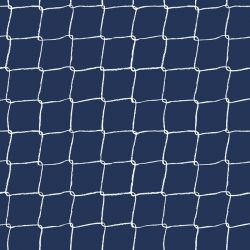 pacific netting navy blue ground