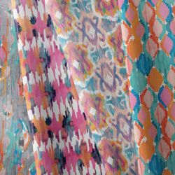 balinese concept fabric swatches