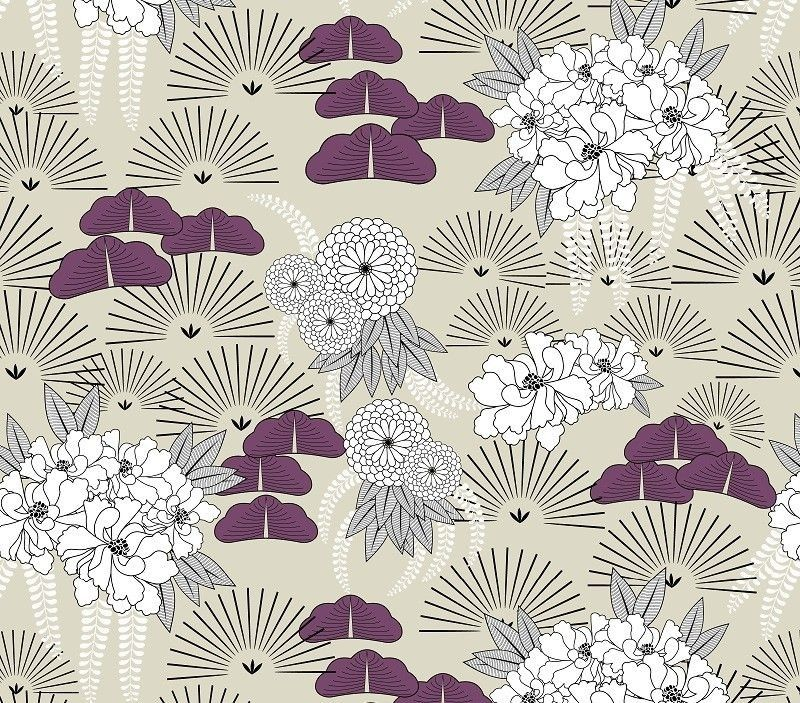 japanese inspired oriental tale tar white marshmellow orchid