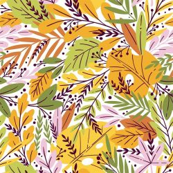 fabulous florals jungle explosion autumn