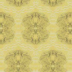 khomecalligraphia scripted lace honey