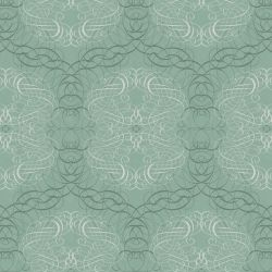 khomecalligraphia scripted lace jade