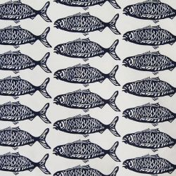 victorialarsondecor school o fish navy