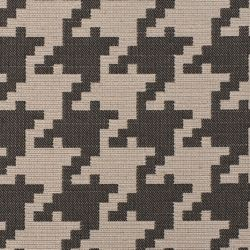 tessasonik transcontinental houndstooth natural