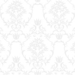 moore moore flannel flower damask white