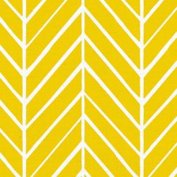 oriental collective  asian herringbone reverse mustard